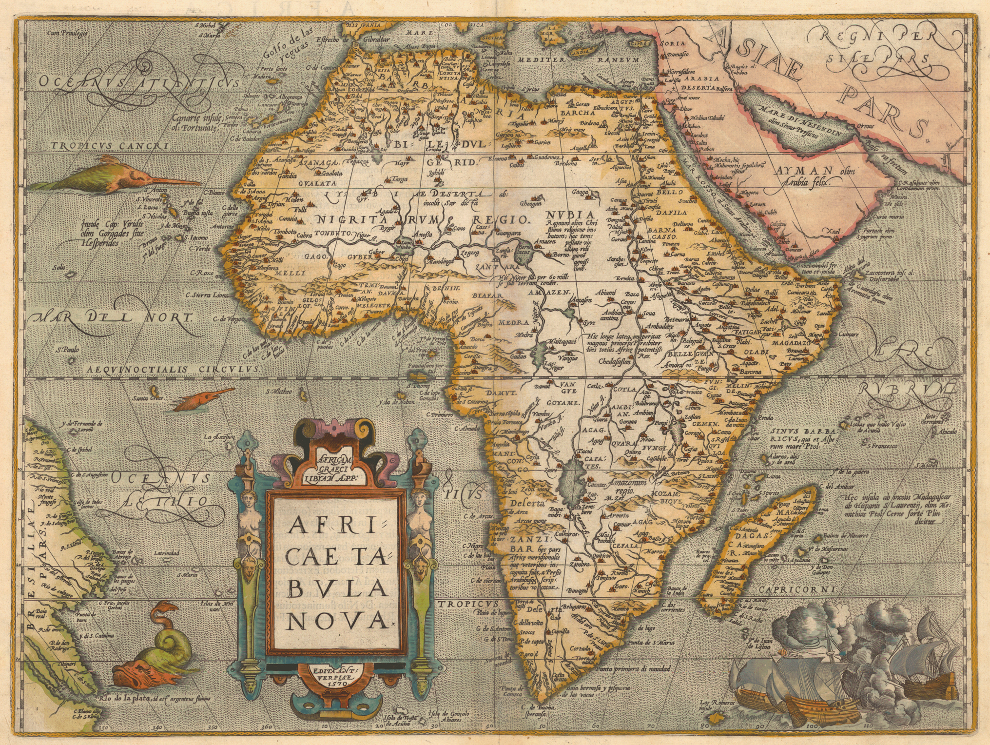 Oldest Known World Map.Biafra Maps Biafran Org