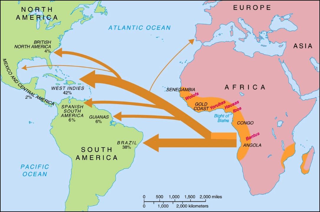 Map Of Africa Showing Nigeria.Biafra Maps Biafran Org