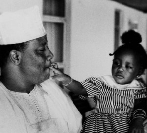 babangida and child1