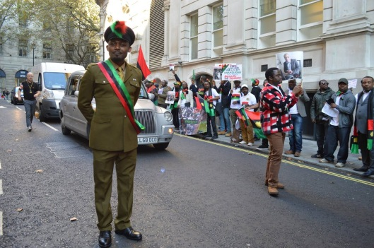 London-Biafra-Protest