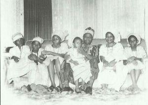 obasanjo and family