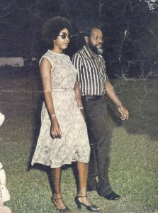 Ojukwu with Stella Onyeador in Ivory Coast1