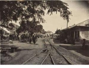 Ebute Ero Street Lagos 1913